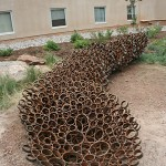 Paula Castillo sculpture