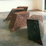 Paula Castillo sculpture