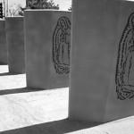 Paula Castillo Sculpture: César Chávez Tribute 2010, Albuquerque - New Mexico